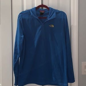 The north face long sleeve sweater